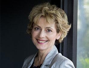 Pascale Auger - directrice générale déléguée à l'excellence opérationnelle