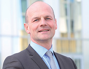 Rodrigue Lescaillet - directeur général de Gérim et directeur régional Nord de Rabot Dutilleul Construction