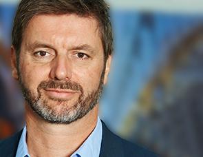 Stéphane Dieleman - directeur général des Entreprises Louis de Waele
