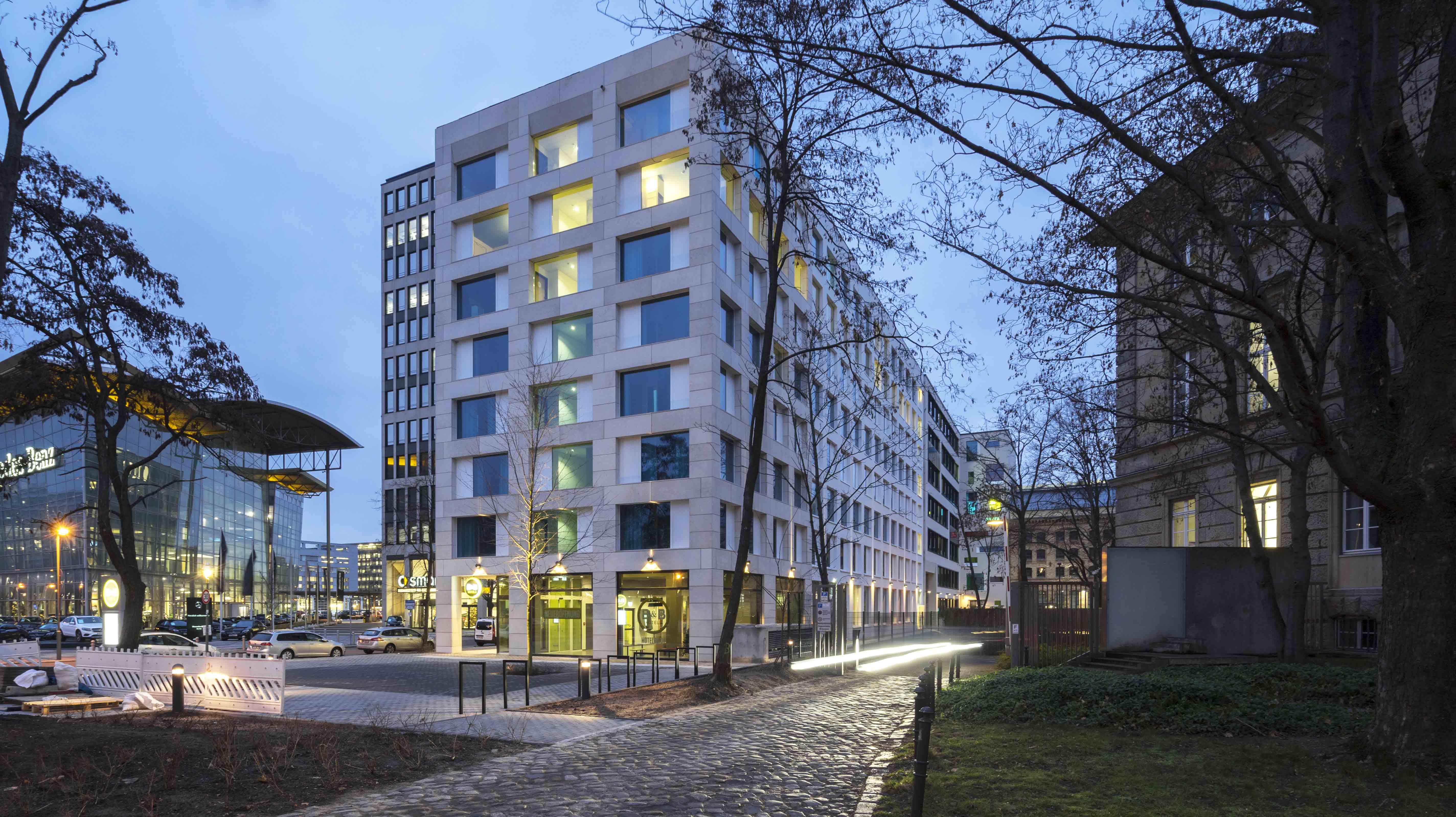 Création de la filiale RD Bauprojekt à Berlin