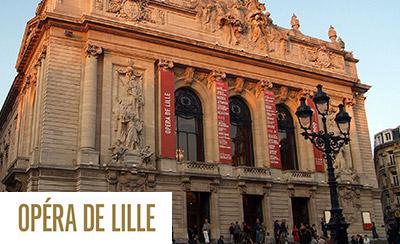 En savoir plus sur l'Opéra de Lille