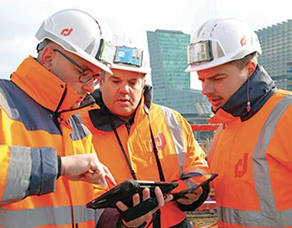 Rabot Dutilleul Construction optimise la gestion de tous ses chantiers avec la suite digitale Resolving