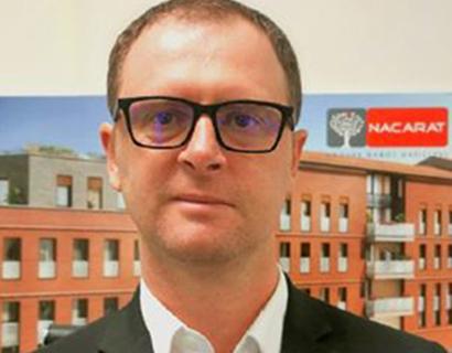 Laurent Imbert est nommé Directeur de l'agence Occitanie de Nacarat