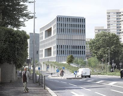 A Nanterre, Nacarat signe une VEFA avec l'Institut Léonard de Vinci, financée par La Banque Postale