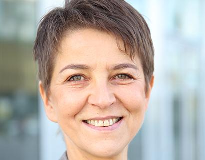 Caroline Fortier, directeur général délégué du groupe Rabot Dutilleul