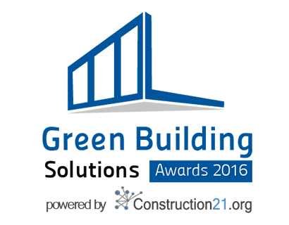 Green Building Solution Awards 2016