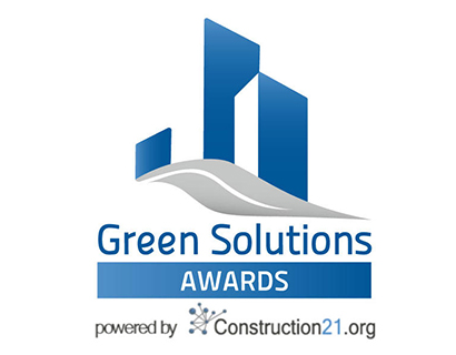 Rabot Dutilleul sponsor Green Building Solutions Awards 2017