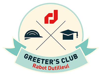 Greeter's Club Rabot Dutilleul