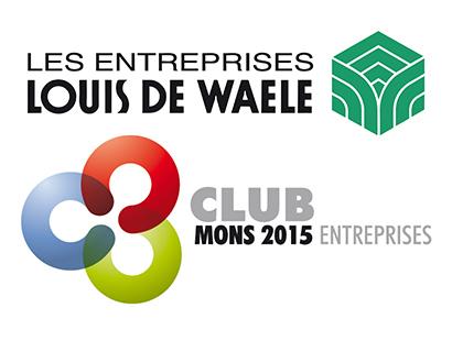 Louis de Waele partenaire de Mons2015