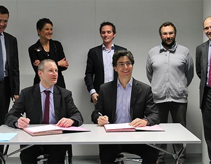 Partenariat Rabot Dutilleul et effiPilot