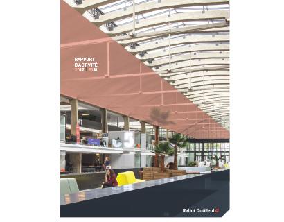 Rapport d'activité 2017-2018