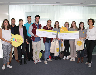 RD BOOST récompense les projets associatifs Perunid et Enac'Togo