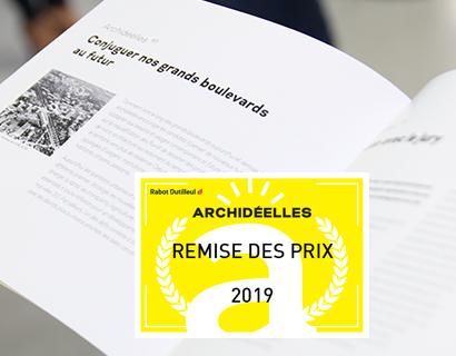 Remise des prix Archidéelles 2019