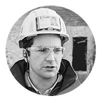 Louis, conducteur de travaux chez Rabot Dutilleul Construction