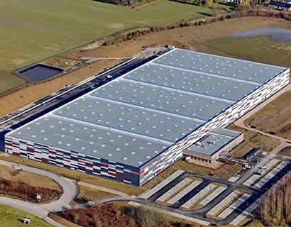 Green Solutions Awards : double mention pour l'entrepôt logistique de Décathlon, Gérim, Lompret