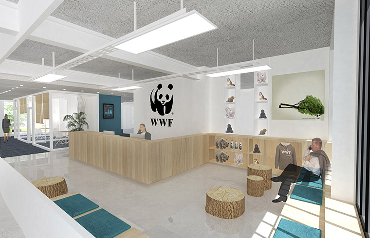 WWF France, Rabot Dutilleul Construction