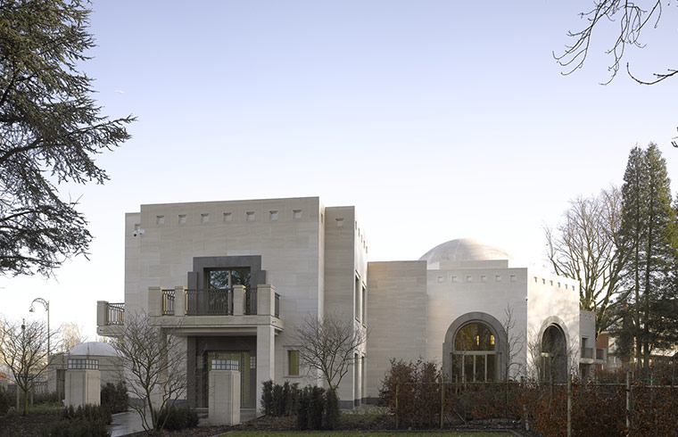 Ambassade du Qatar, Bruxelles