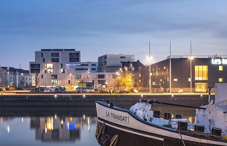 Côté Docks, Le Havre