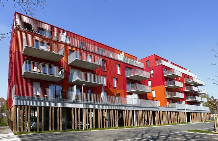 Résidence Pix'L, Lille