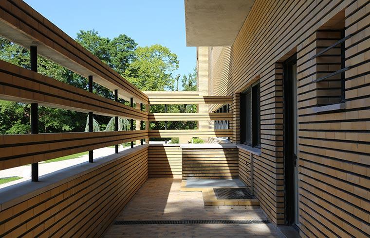 Villa Cavrois, Croix