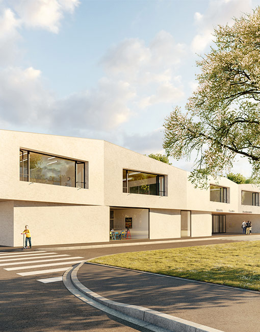 Groupe scolaire Rostand - Lille Hellemes
