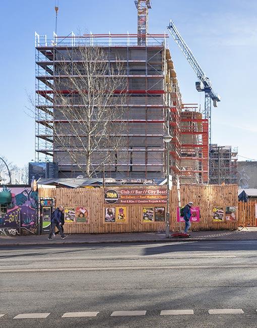 Stralaeur Platz, Berlin, RD Bauprojekt