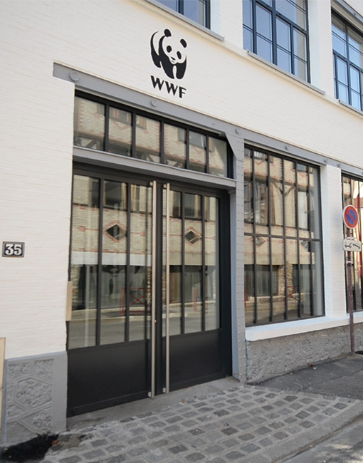 WWF France, Rabot Dutilleul Construction