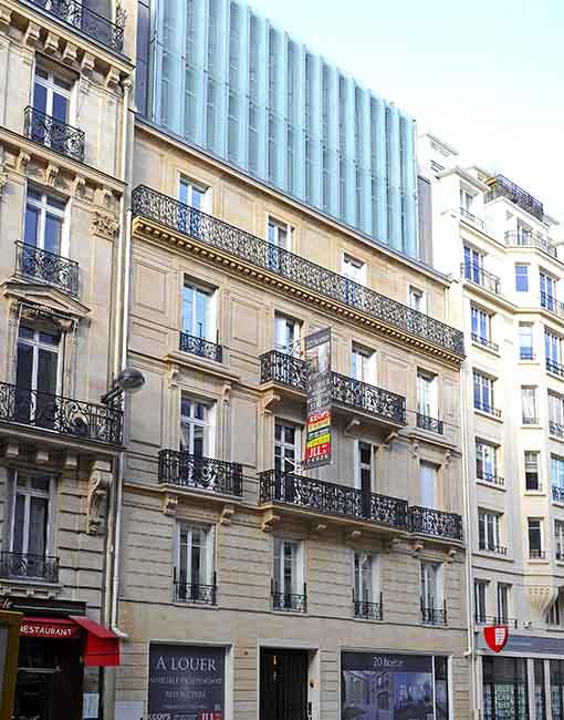 20 Boétie, Paris