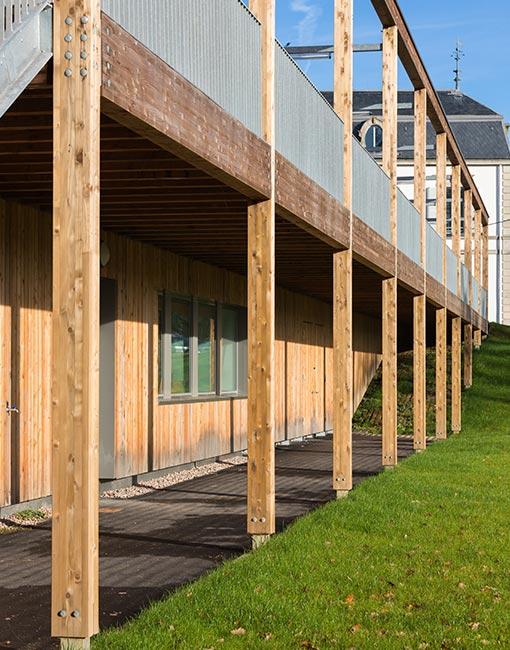 Lycée Le Chesnois, Bains les Bains
