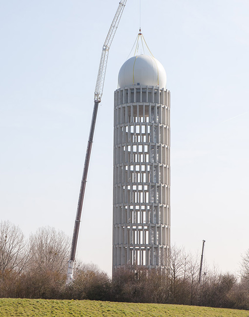 Station radar, Palaiseau