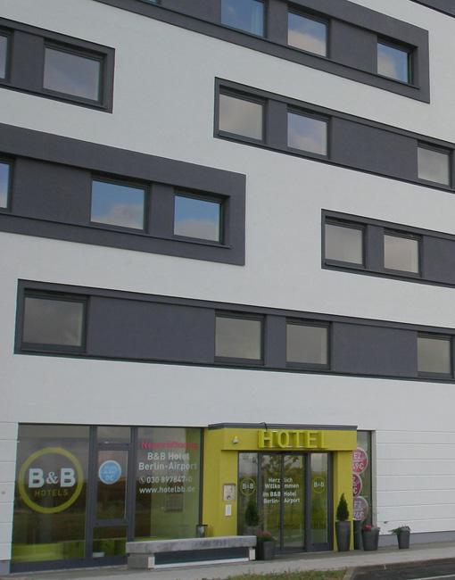 Hôtel B&B, Berlin