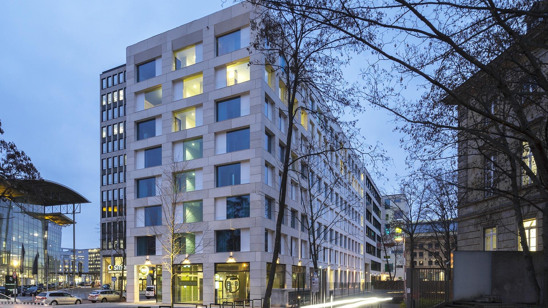 Hôtel B&B, Berlin Tiergarten