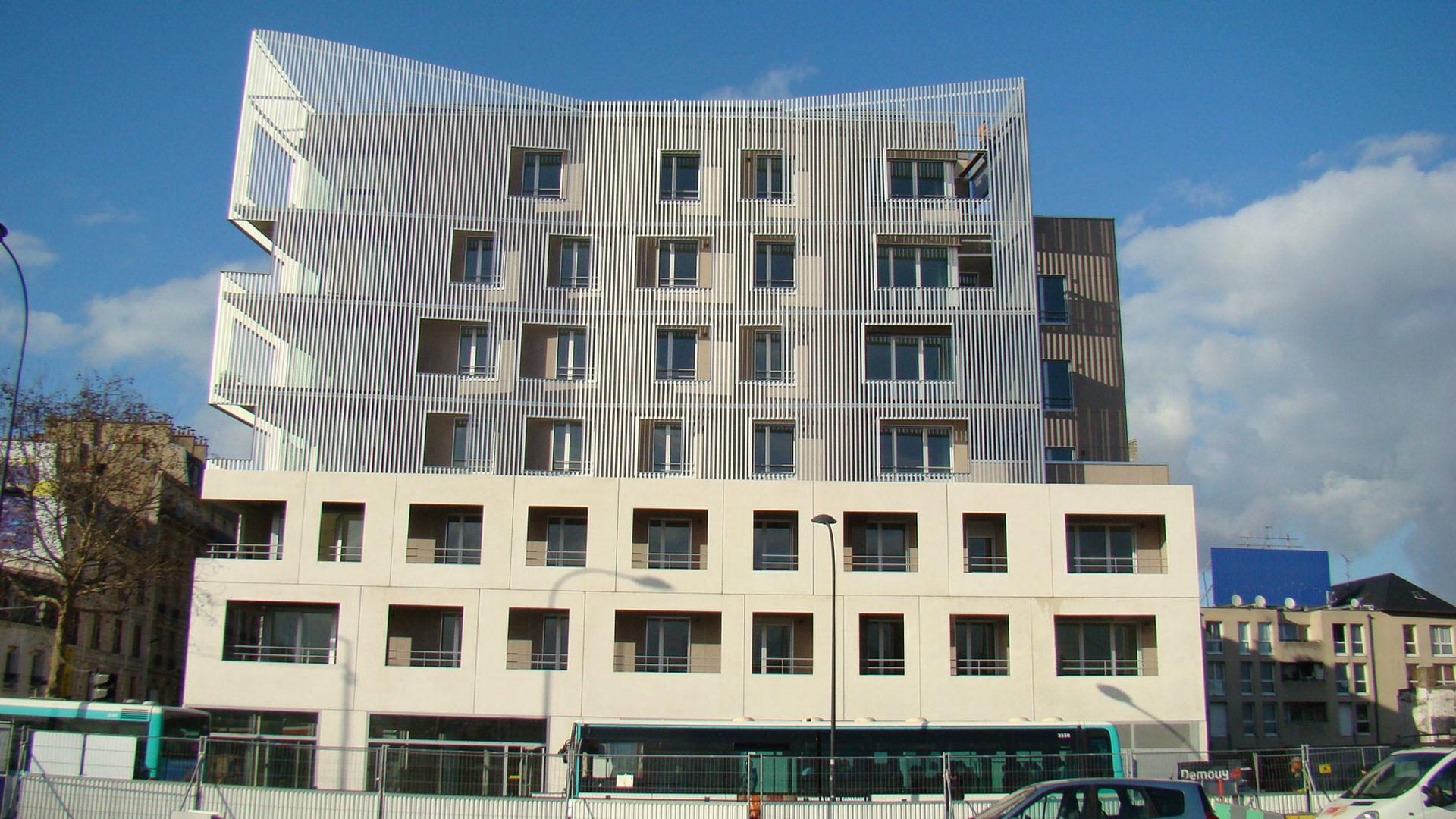 32 logements, Saint-Denis