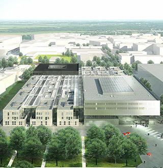 Ecole Centrale Supélec , Gif-sur-Yvette
