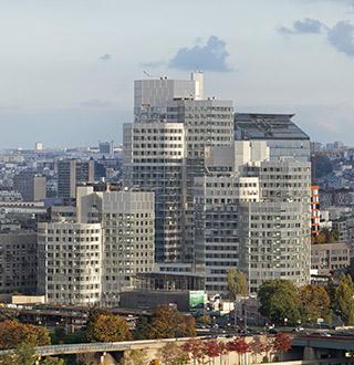 CityLights, Boulogne Billancourt