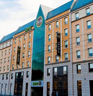 Hôtel B&B, Wroclaw