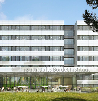 Institut Jules Bordet, Anderlecht